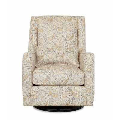 Darby Home Co Dalmatia Swivel Rocker Glider