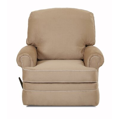 Darby Home Co Dauphin Swivel Gliding Recliner