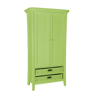Acacia Home and Garden Plantation Armoire