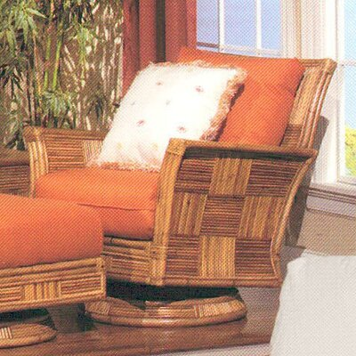 Acacia Home and Garden Palma Swivel Rocker Glider