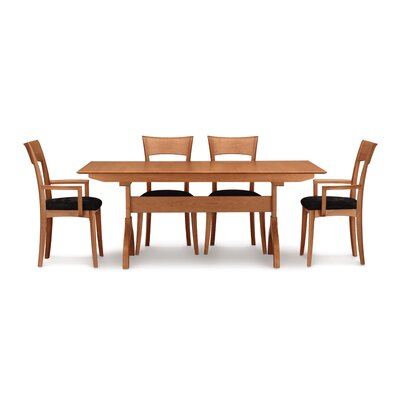 Copeland Furniture Sarah Trestle Extendable Dining Table