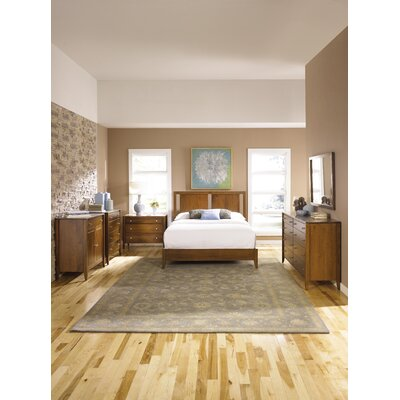 Copeland Furniture Dominion Platform Customizable Bedroom Set