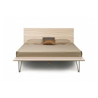 Copeland Furniture Wave Platform Bed