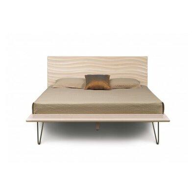 Copeland Furniture Wave Platform Bed Image