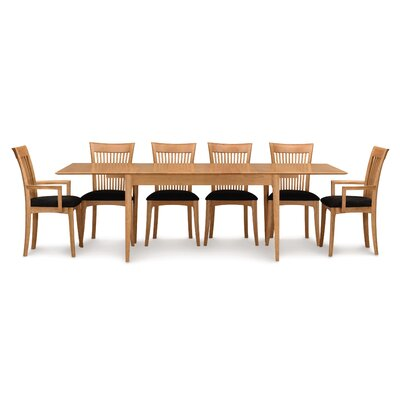 Copeland Furniture Sarah 7 Piece Dining Set