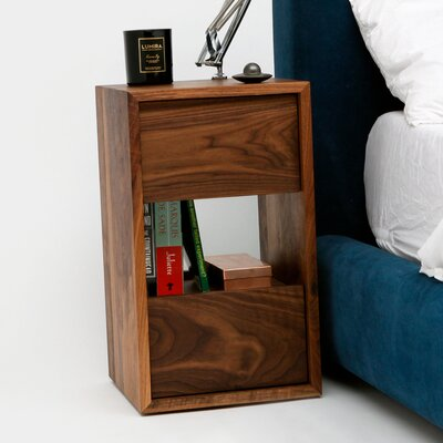 ARTLESS THN 2 Drawer Nightstand