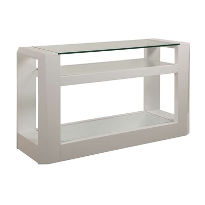 Bassett Mirror Cristobal Console Table