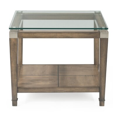 Darby Home Co Herkimer End Table