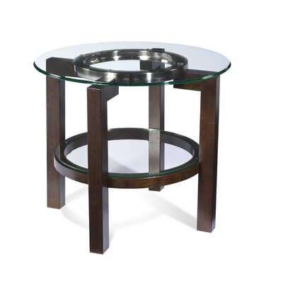 Bassett Mirror Oslo End Table