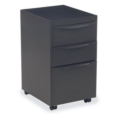 Virco Plateau Series 3-Drawer Mobile Pede..
