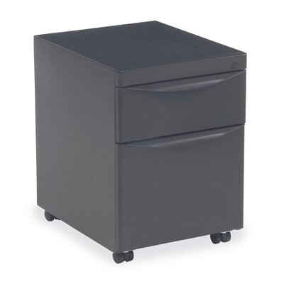 Virco Plateau Series 3-Drawer Mobile Pedesta..