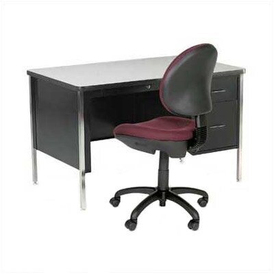 Virco 540 Series Teacher's Computer Desk