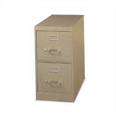 Virco 2-Drawer Legal  File