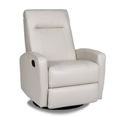 Opulence Home Stefan Swivel Glider Recliner