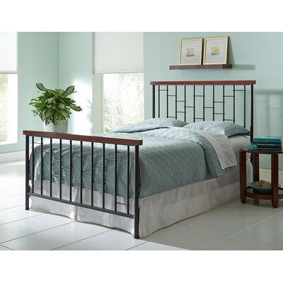 Fashion Bed Group Interlude Panel Bed