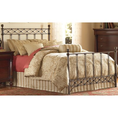 Fashion Bed Group Metal Panel Bed
