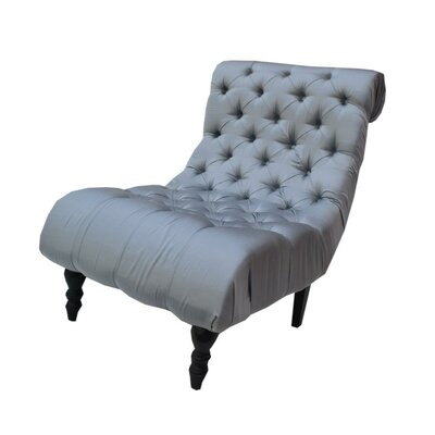 Park Avenue Buckingham Escape Slipper Chair
