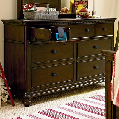 SmartStuff Furniture Paula Deen Kids 7 Drawer Do..