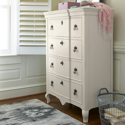 SmartStuff Furniture Genevieve 4 Drawer Chest