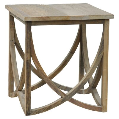 Villa Home Lawrence End Table