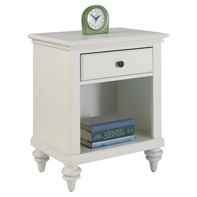 Breakwater Bay Kenduskeag 1 Drawer Nightstand