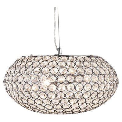 Searchlight Chanty 3 Light Globe Pendant Amp Reviews