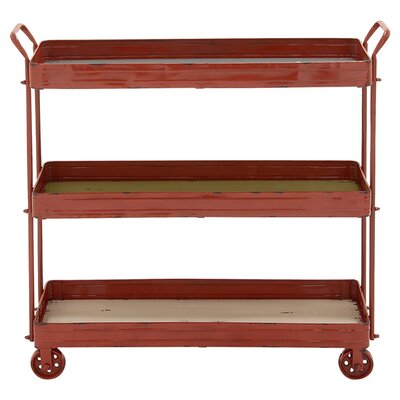 UMA Enterprises Norwood Serving Cart
