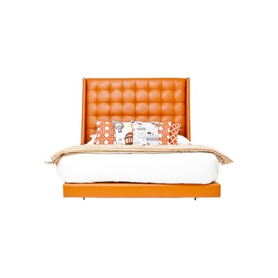 ModShop St Tropez Upholstered Platform Bed