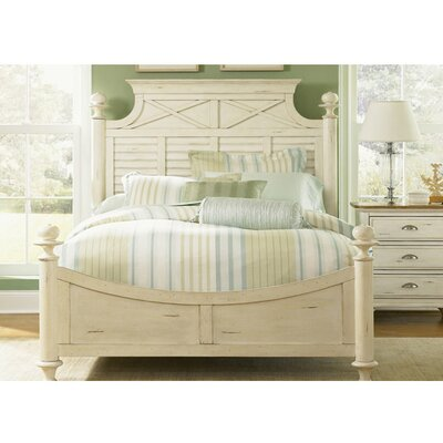 Liberty Furniture Panel Bed