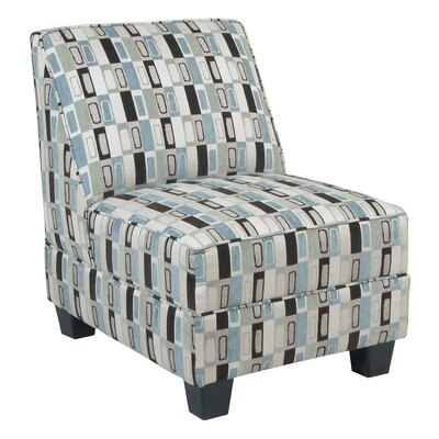 Serta Upholstery Jinx Slipper Chair