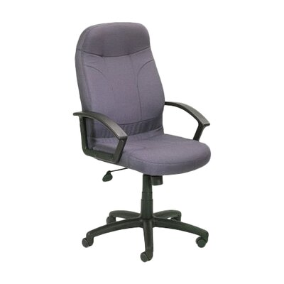Boss Office Products Adjustable Fabric Hi..