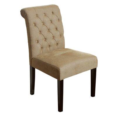 Home Loft Concepts Cullon Tufted Parsons Chair
