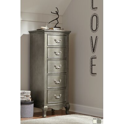 NE Kids Kensington 5 Drawer Tall Chest