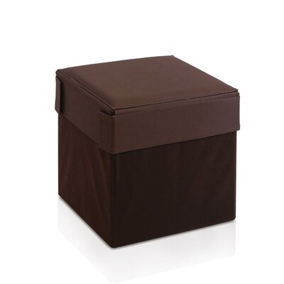 Furinno Oxford Multipurpose Foldable Storage Stool Ottoman