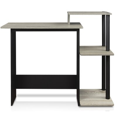 Furinno Computer Desk with Shelf