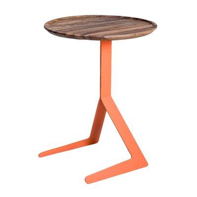 Kneeling End Table