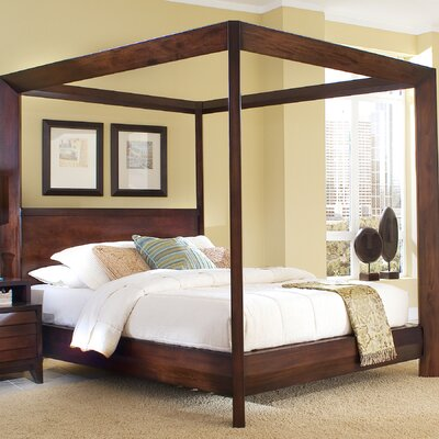 Home Image Island Canopy Bed