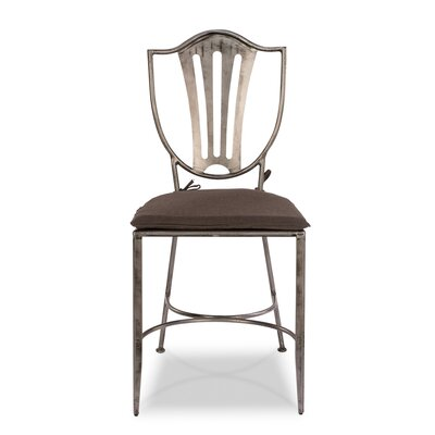 Sarreid Ltd Carpenter Shield Side Chair