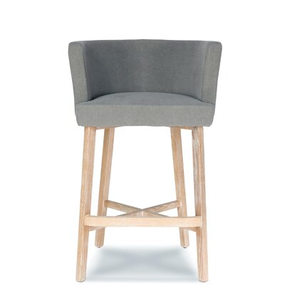 Sarreid Ltd Barrel Bar Stool