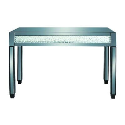 Woodland Imports Hulin Classy Console Table