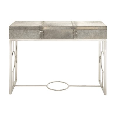Woodland Imports Fancy Console Table