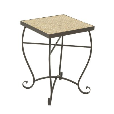 Woodland Imports Mosaic End Table