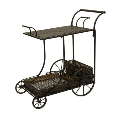 Bay Isle Home Chelston Serving Cart