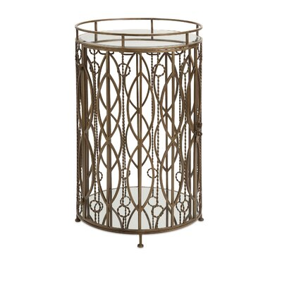 Bungalow Rose Bandhani End Table