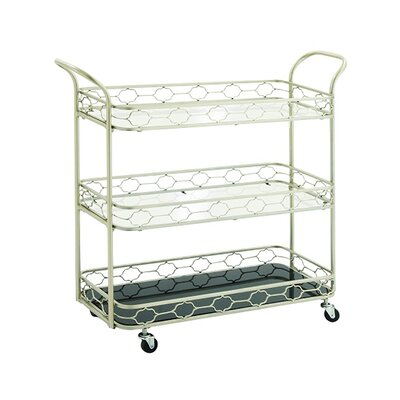 Woodland Imports 3 Tier Rack
