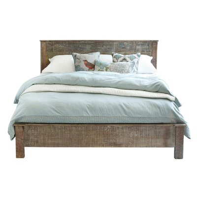 Woodland Imports Urban Platform Bed