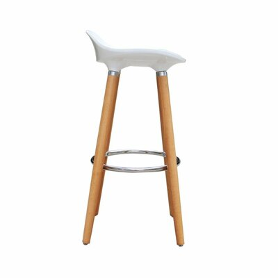 Woodland Imports Fashionable Bar Stool