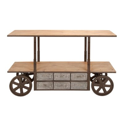 Woodland Imports Kitchen Island