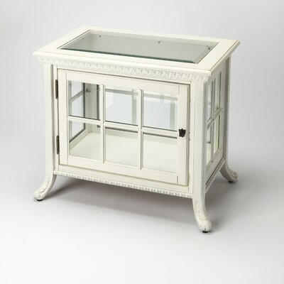 Butler Chopin Chair Side Curio Cabinet