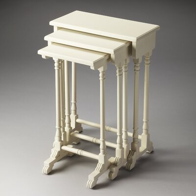 Butler Dunham 3 Piece Nesting Tables